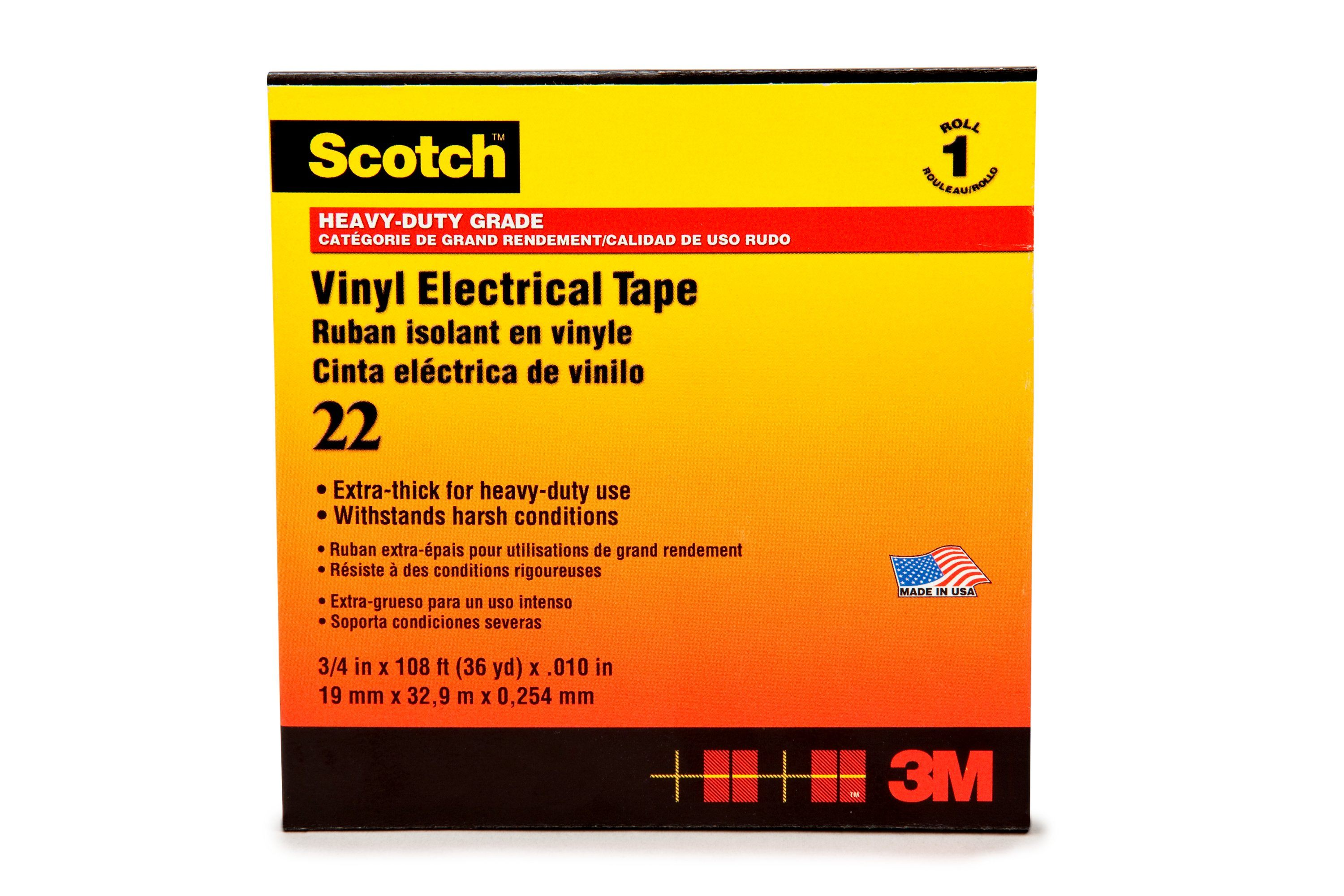 Industrial General Store Gt Scotch 174 Vinyl Electrical Tape