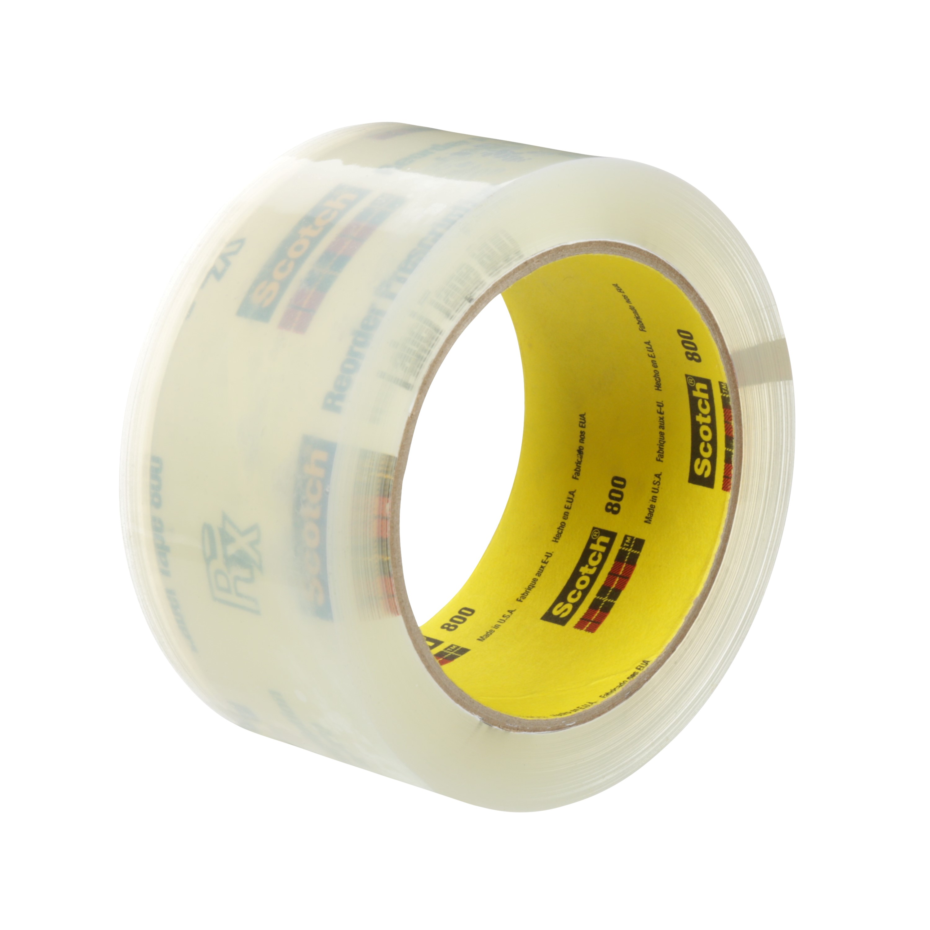 "New 5 Rolls 6/"" 6 Inches Clear Packing Label Protection Tape 6/""x72 Yard Yd"